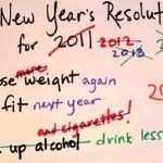 5 Achievable New Years' Resolutions That You Can Stick To